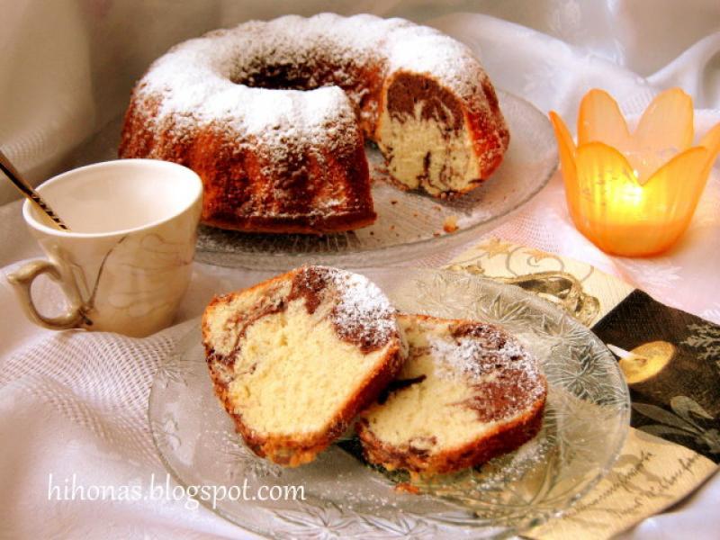 Манджите на баба: Кекс с орехи