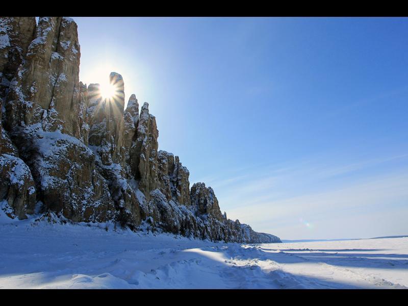 Какво убива всичко живо в якутската Долина на смъртта?