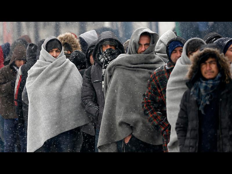 Студът взе над 60 жертви в Европа - картинка 1