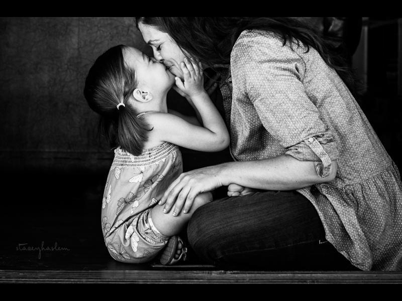 Признание към една майка, която никога не се раздели със стила си