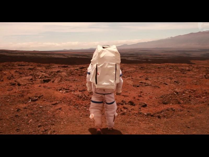 На Хаваите тренират полет до Марс