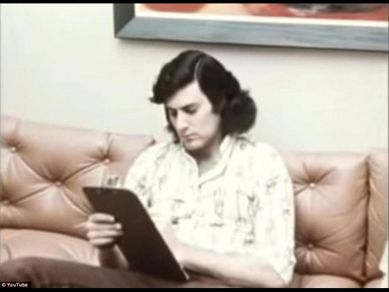 ЦРУ разсекрети доклад за човека, който чете мисли /СНИМКИ+ВИДЕО/