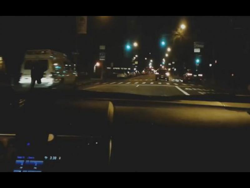Да хванеш 240 зелени светофара подред /ВИДЕО/