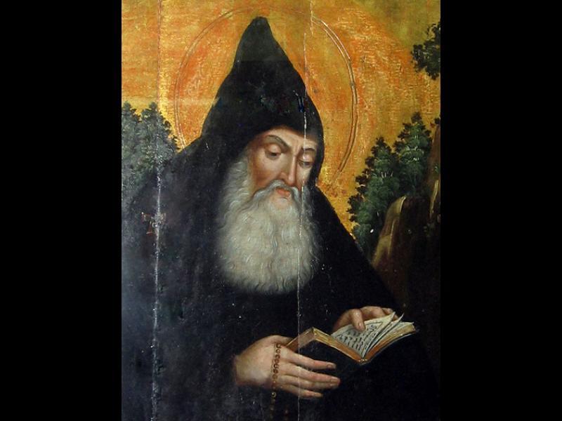 Св. Антоний пази от болести