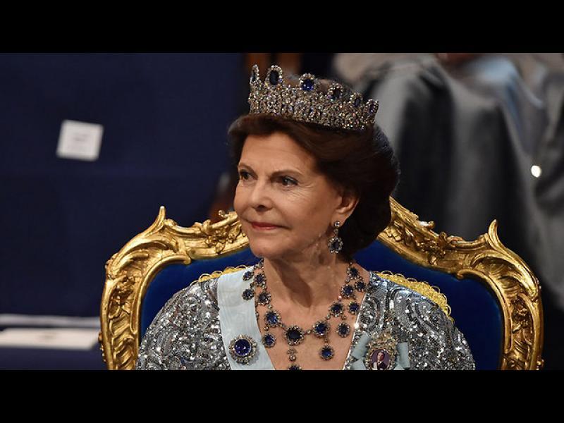 Шведската кралица твърди, че има духове в двореца й - картинка 1
