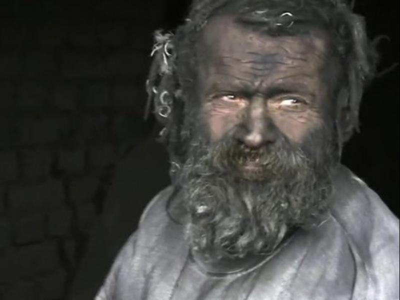 Най-мръсният човек в Европа почина на 62