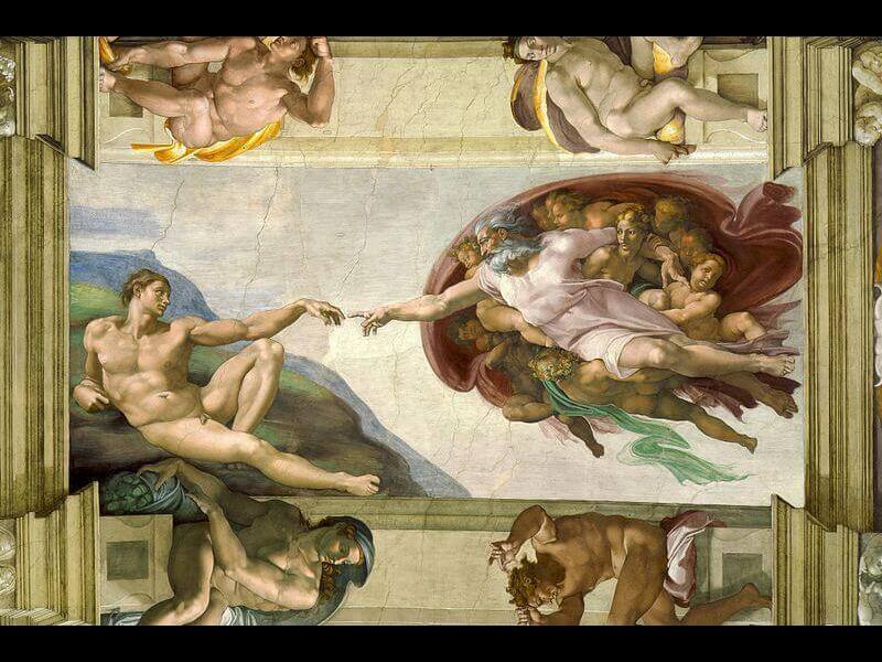 Тайните знаци на известни картини
