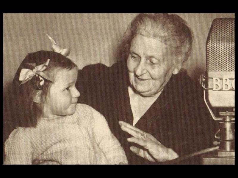Златните принципи на Мария Монтесори за възпитанието на детето