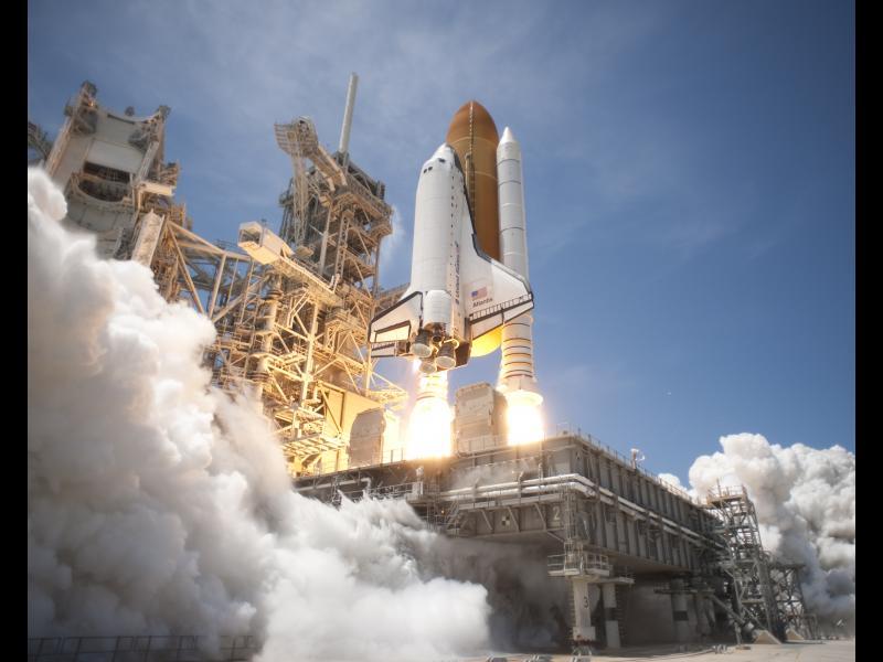 Как започнахме да строим космически совалки