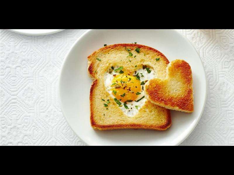 Едно яйце на ден в менюто подмладява с години