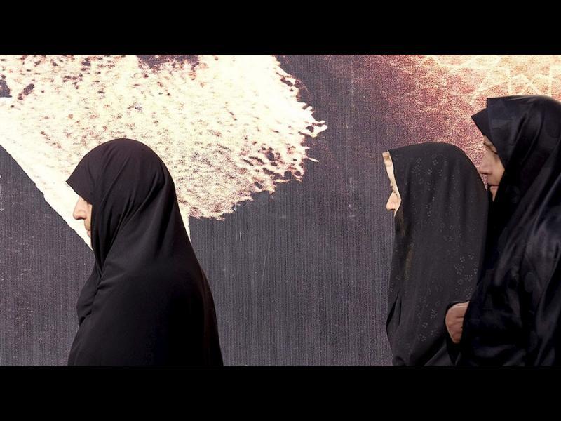 Ирански съд постанови едното око на жена да бъде ослепено