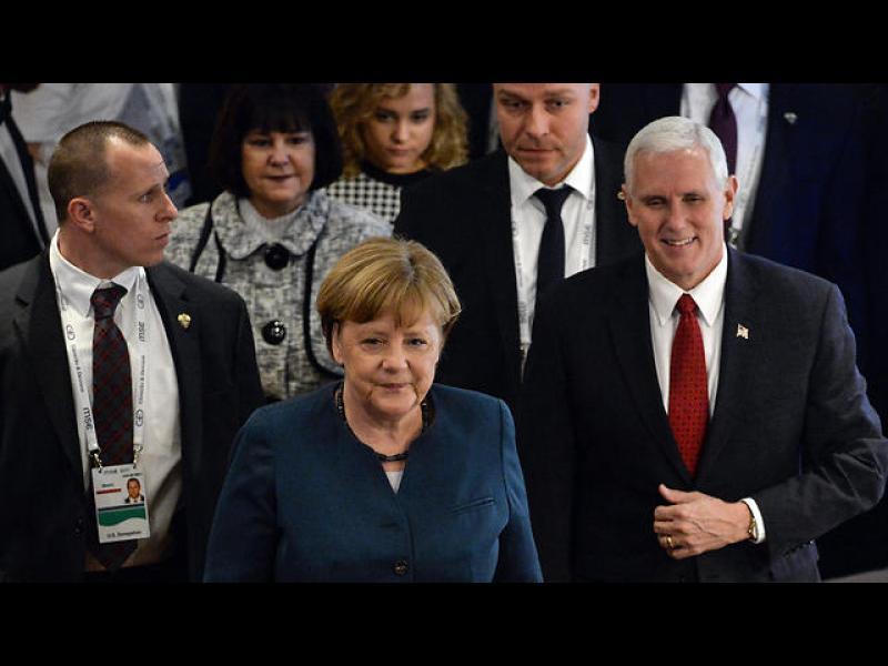 Меркел с послание към Тръмп: Ислямът не е истинският източник на проблемите ни