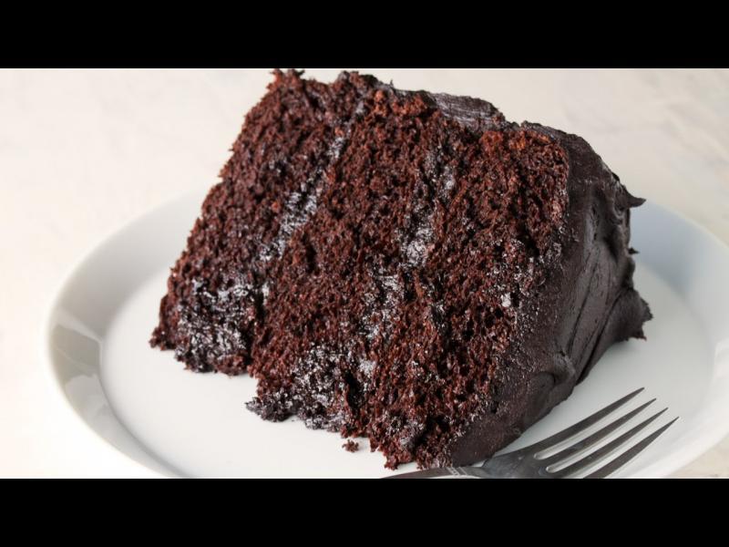 Парче торта на закуска лесно се усвоява от метаболизма