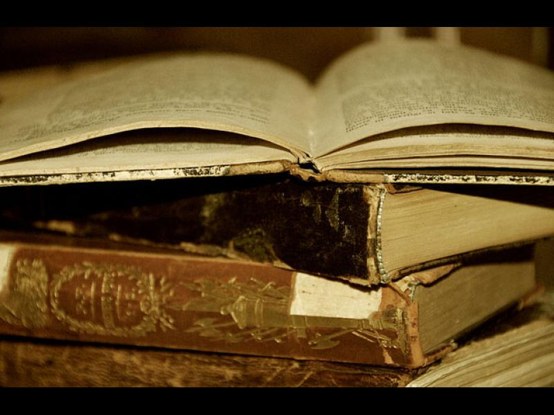 Аромат на стари книги /ВИДЕО/