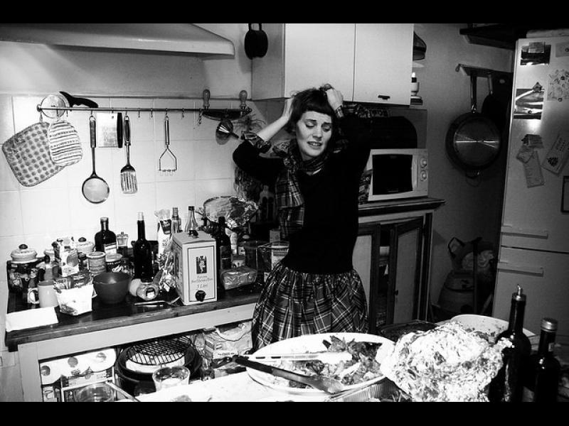 Как готвенето да не се превърне в ад? /1-ва част/