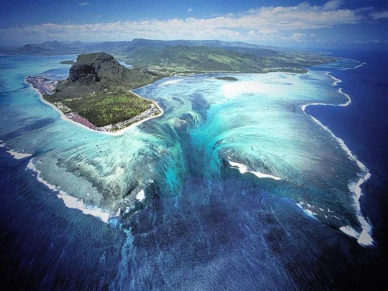 Oткриха останки от мегаконтинент под остров Мавриций