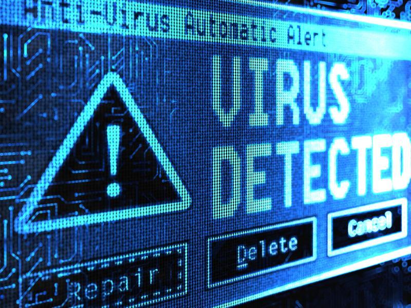 Най-разпространените компютърни вируси в началото на 2017-та