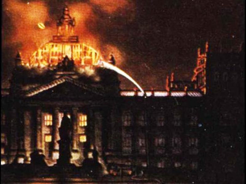 Подпалването на Райхстага