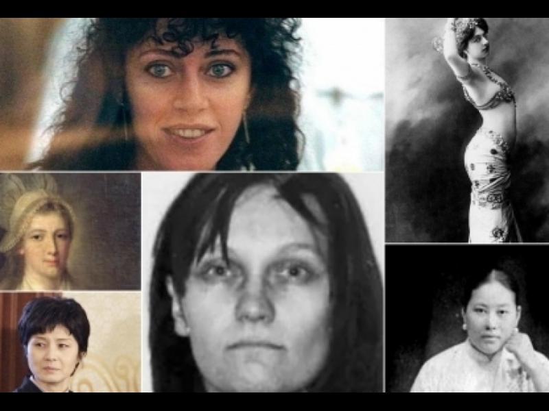 Най-смъртоносните жени в историята на човечеството