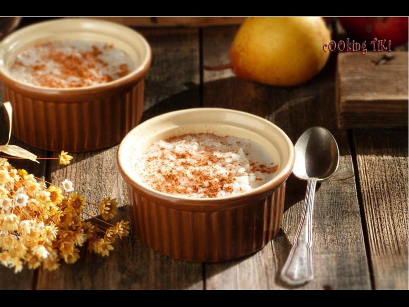Манджите на баба: Мляко с ориз