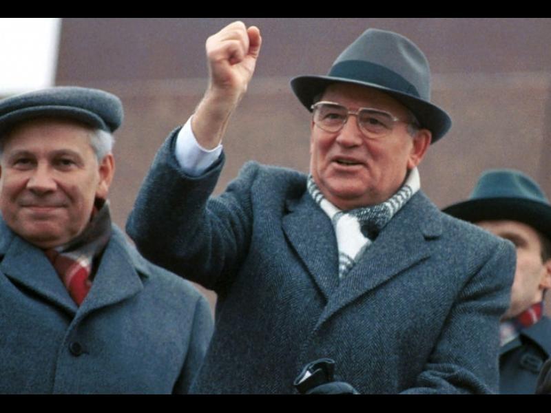 Историята на последния терорист на СССР, който стреля по Горбачов /ВИДЕО/