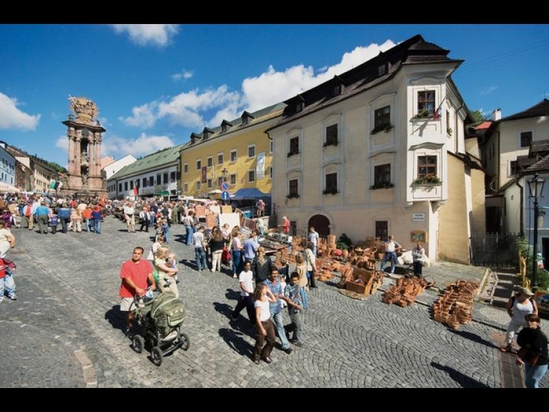 Градът в Словакия, където всичко е обърнато