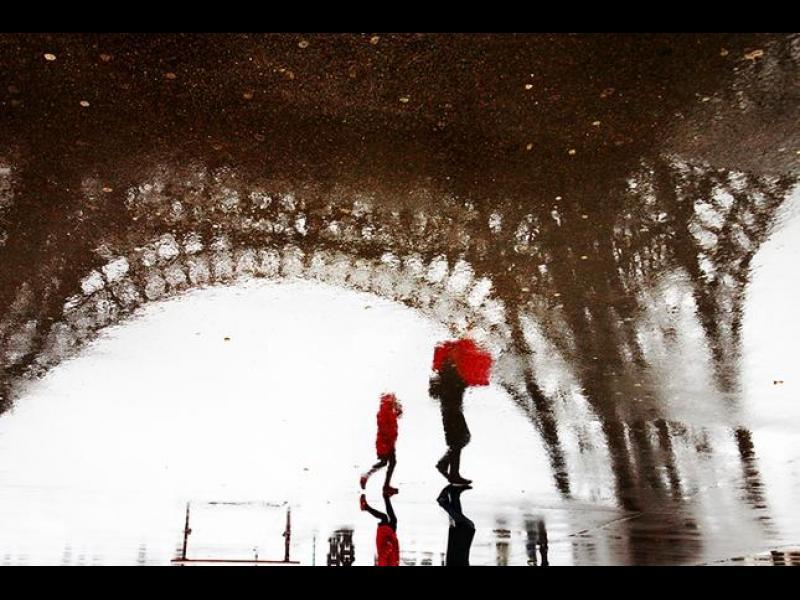 Париж в дъжда /ГАЛЕРИЯ/