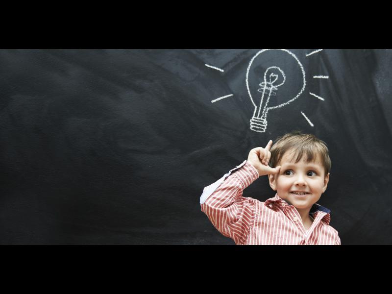 5-годишен гений може би е истински телепат