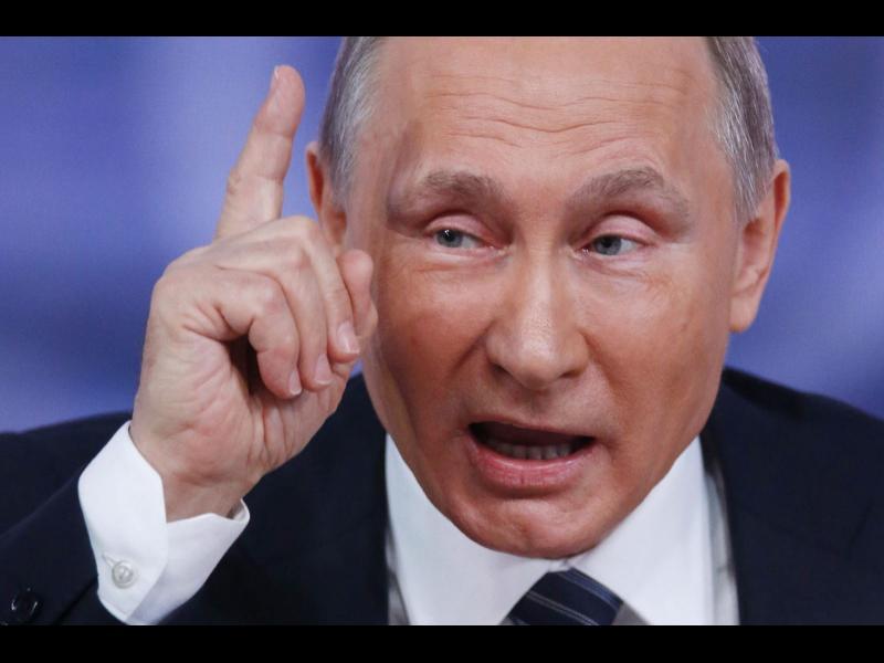 Топ 5 на най-нелепите слухове за Путин