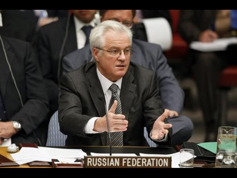 Почина постоянният представител на Русия в ООН Виталий Чуркин