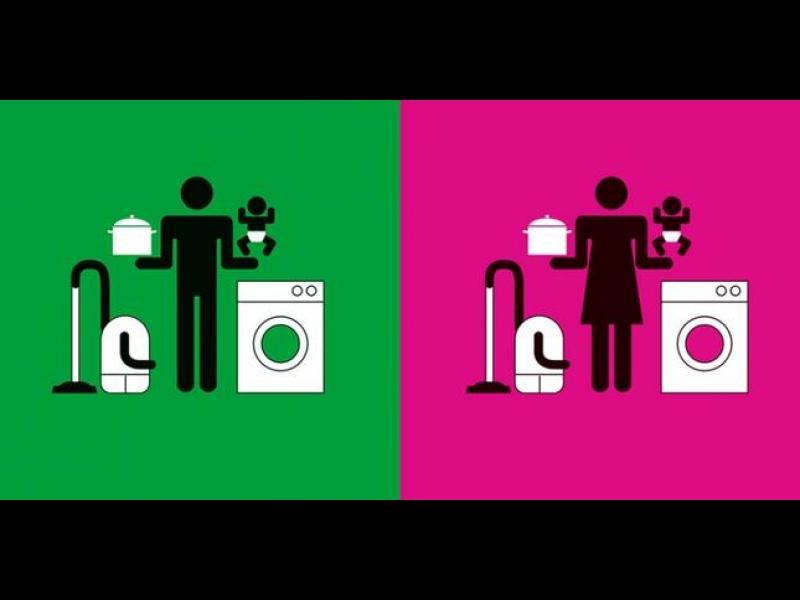 20 вечни разлики между мъжете и жените - картинка 1