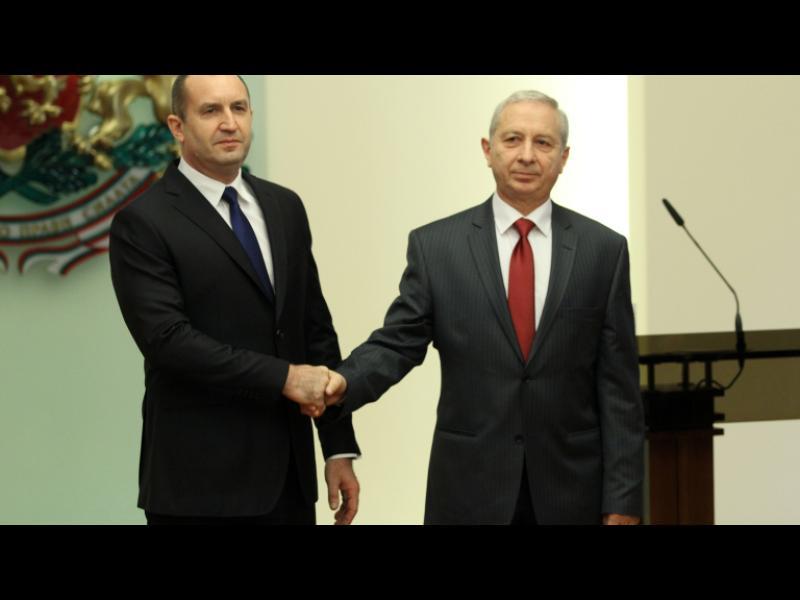 Радев и Герджиков решават кой ще е еврокомисар