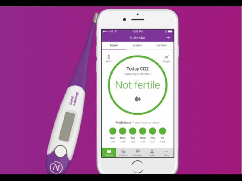 Контрацепция чрез приложение за смартфон?