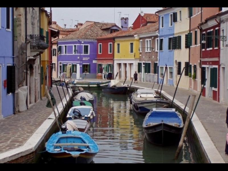 10 красиви града, в които улиците са от вода (СНИМКИ)