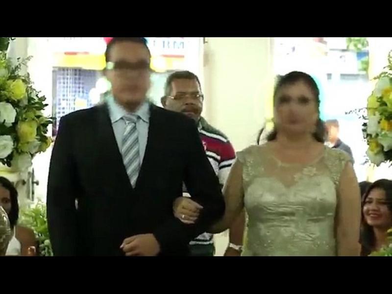 Убиец на сватбата!