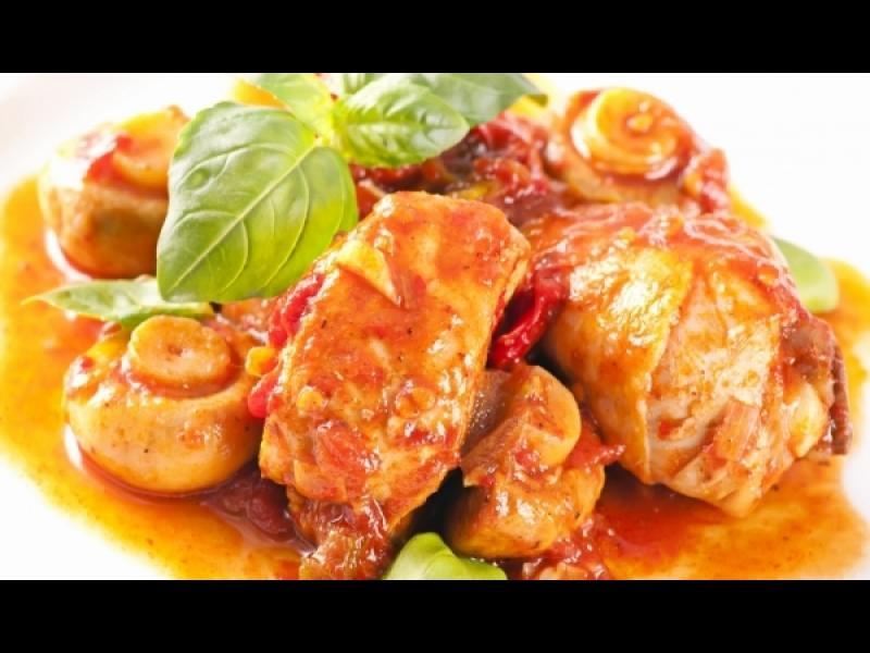 Манджите на баба: Пиле по ловджийски