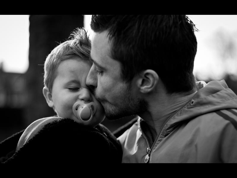 6 неща, които детето учи само с татко - картинка 1