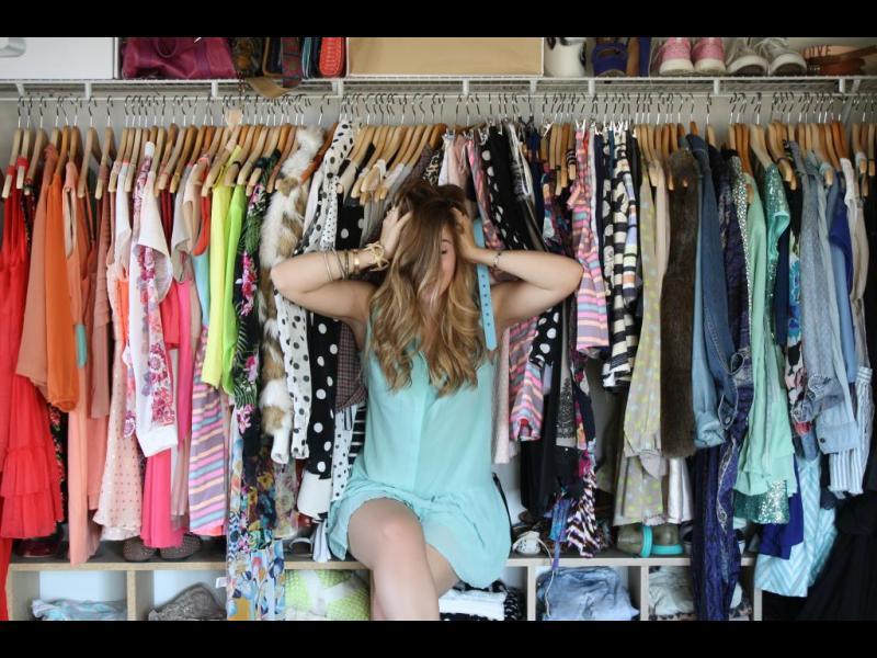 Ненужните дрехи - да ги хвърлим или да ги подарим /1-ва част/
