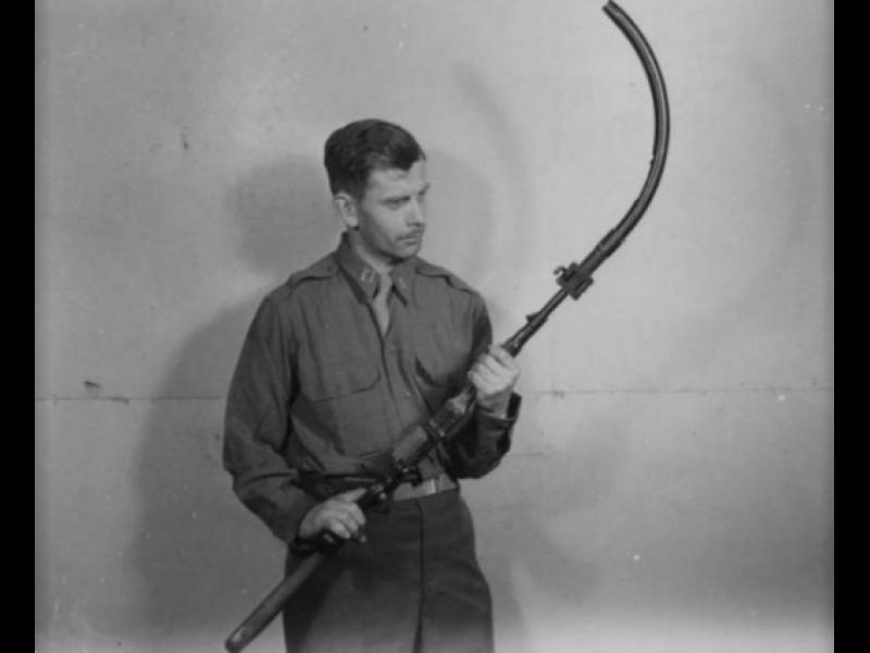 Най-странните и откачени оръжия на нацистите /СНИМКИ/