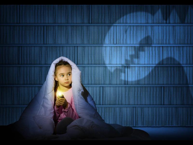 4 начина да помогнете срещу страха от тъмното