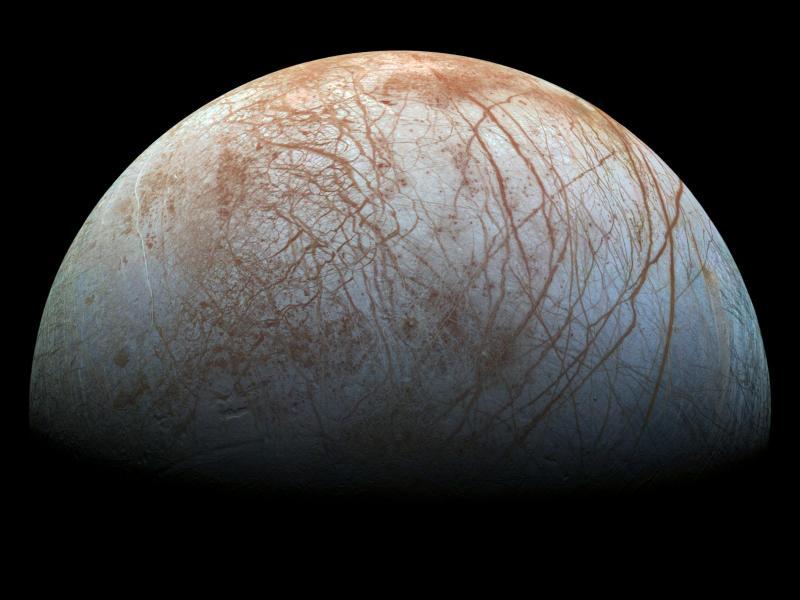 Къде в Слънчевата система има течна вода?