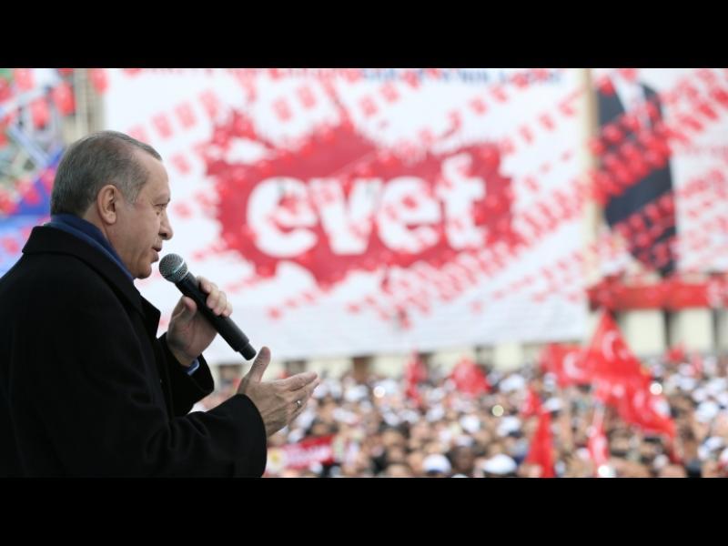 "Ердоган: Няма да спра да ви наричам ""нацисти""!"