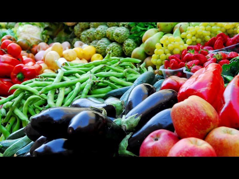 Повече зеленчуци = по-малко стрес