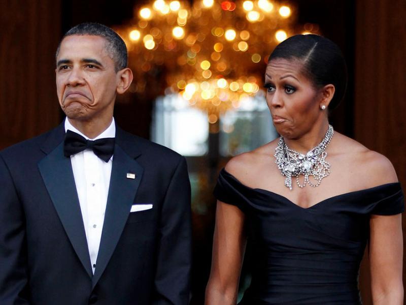 Барак и Мишел Обама сключиха рекордно скъп договор за книги