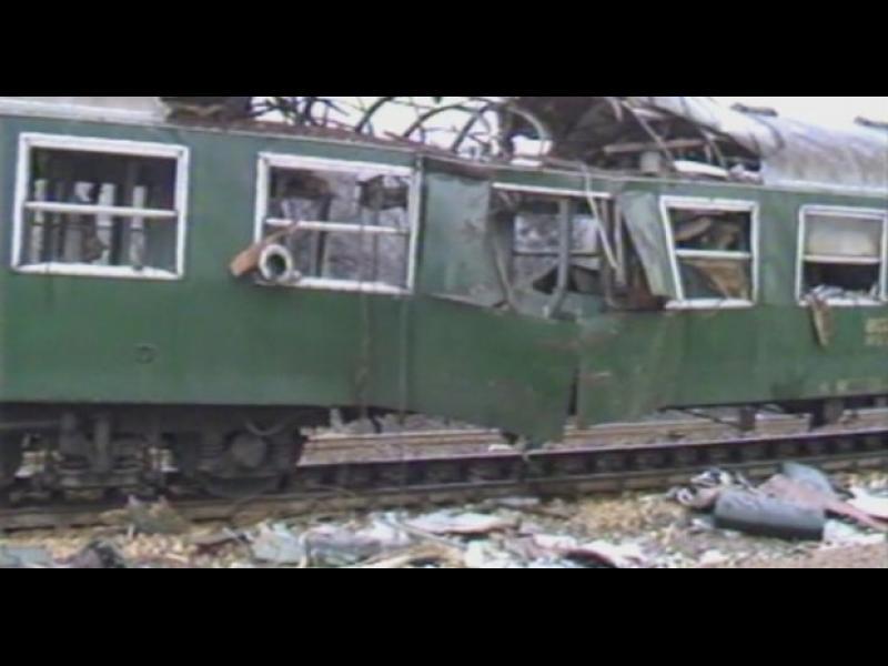 36 години от атентата на гара Буново