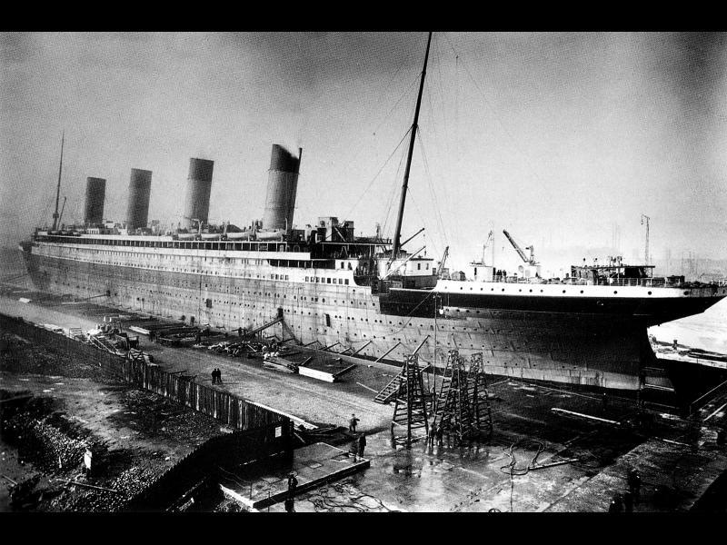"""Възможно ли е """"Титаник"""" да изчезне от морското дъно?"""