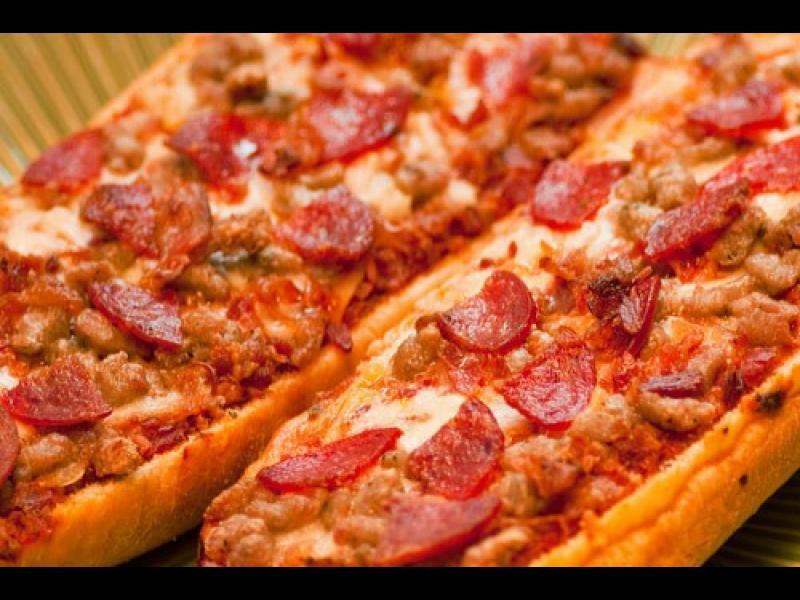 Манджите на баба: Пица с хляб