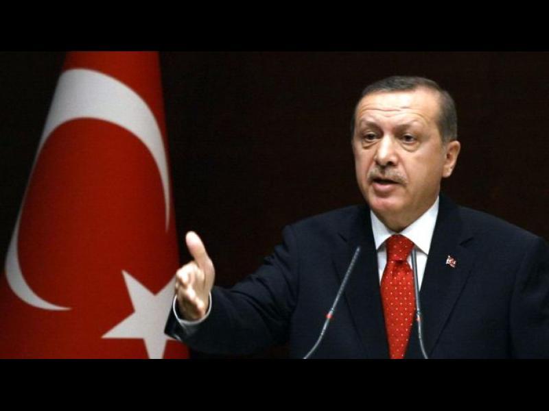 Reuters: Ердоган атакува България