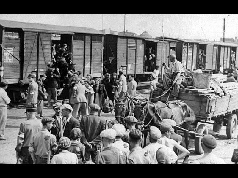 Денят, с който влаковете не заминаха за Треблинка