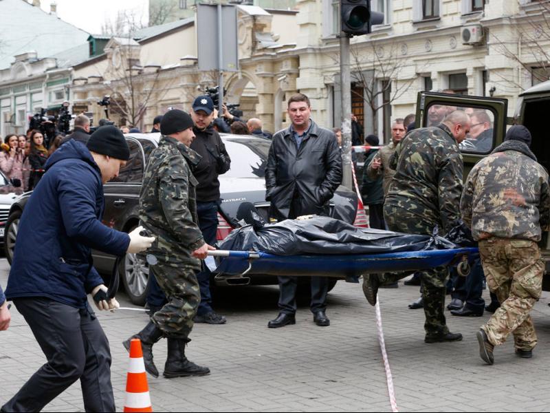 Бивш руски депутат е убит в Киев